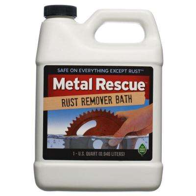 1 Qt. Metal Rescue Rust Remover Bath