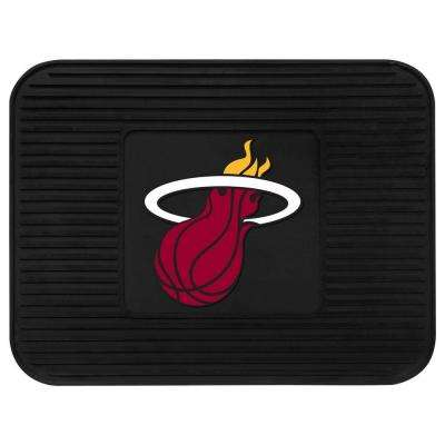 Miami Heat 14 in. x 17 in. Utility Mat