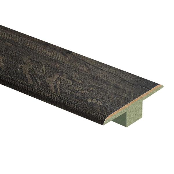 Hawthorne Mill Oak 7/16 in. Thick x 1-3/4 in. Wide x 72 in. Length Laminate T-Molding
