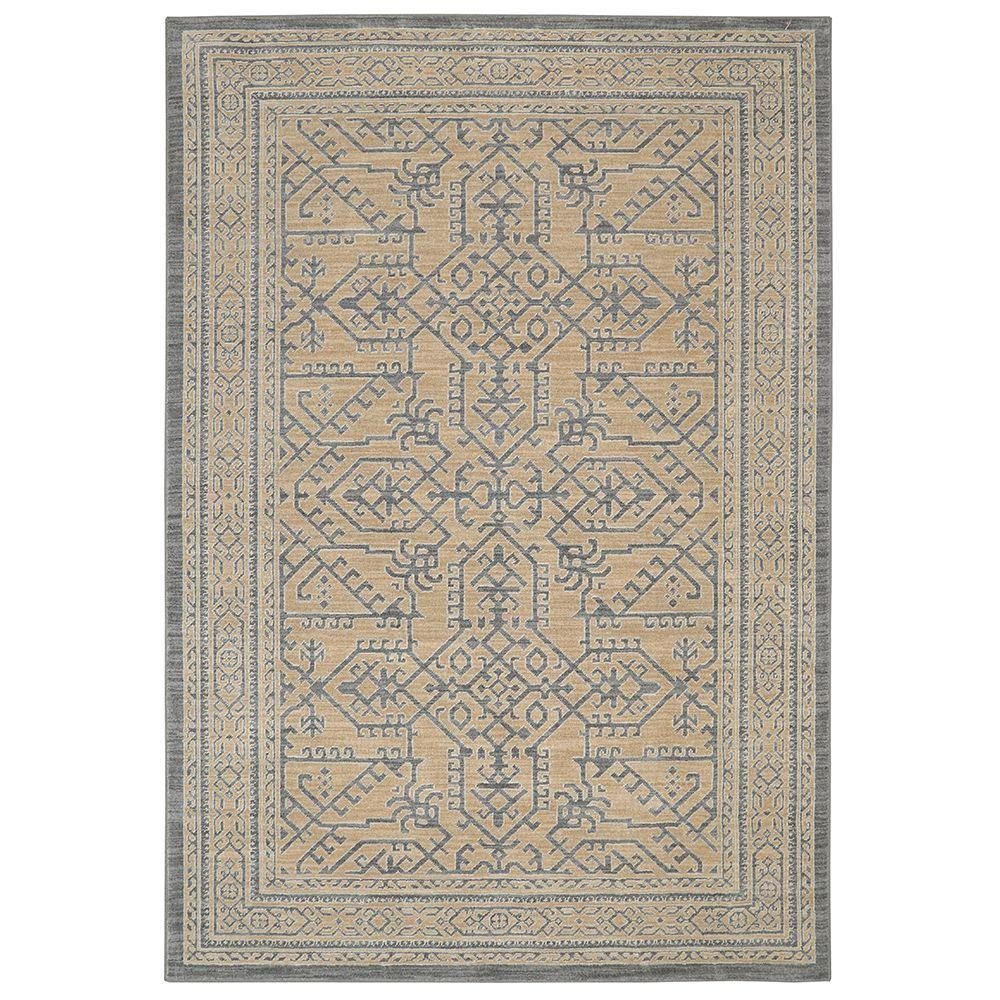 Enriched Grey 5 ft. 3 in. x 7 ft. 10 in. Area Rug