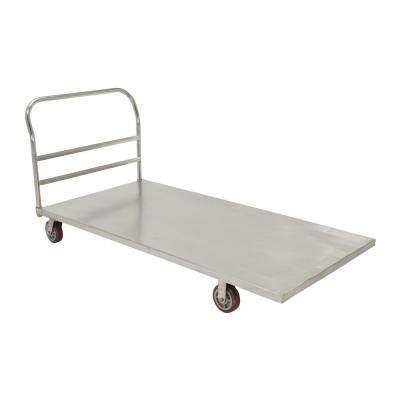 36 in. x 72 in. Stainless Steel Platform Truck