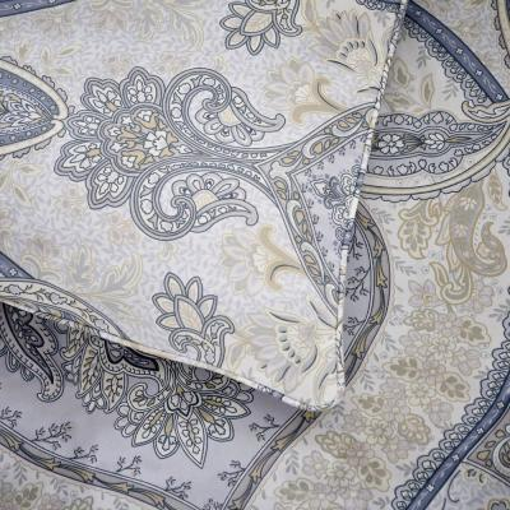 Kayden 6-Piece Damask Comforter Set