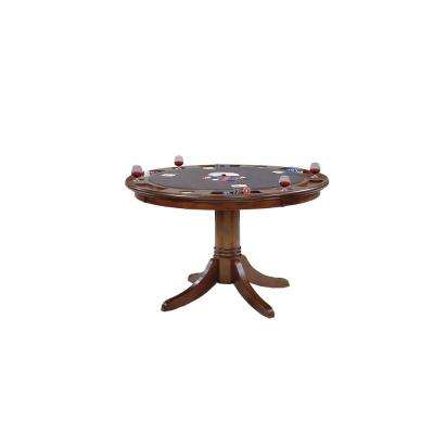 Warrington Game Table in Rich Cherry