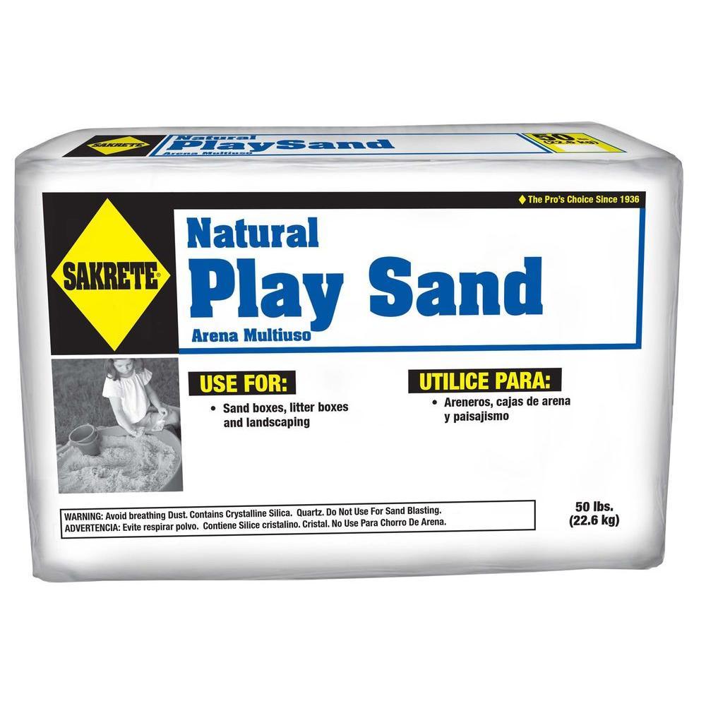 Sakrete 50 Lb Play Sand