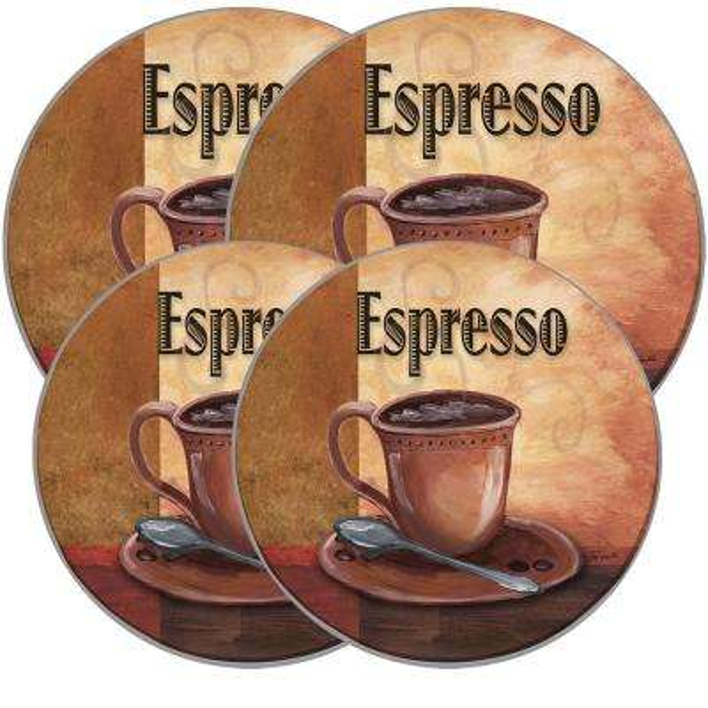 La Coffee Espresso Round Burner Kovers