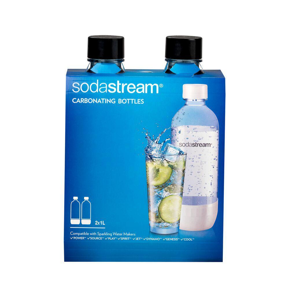 SodaStream Carbonating Bottles (Set of 2)