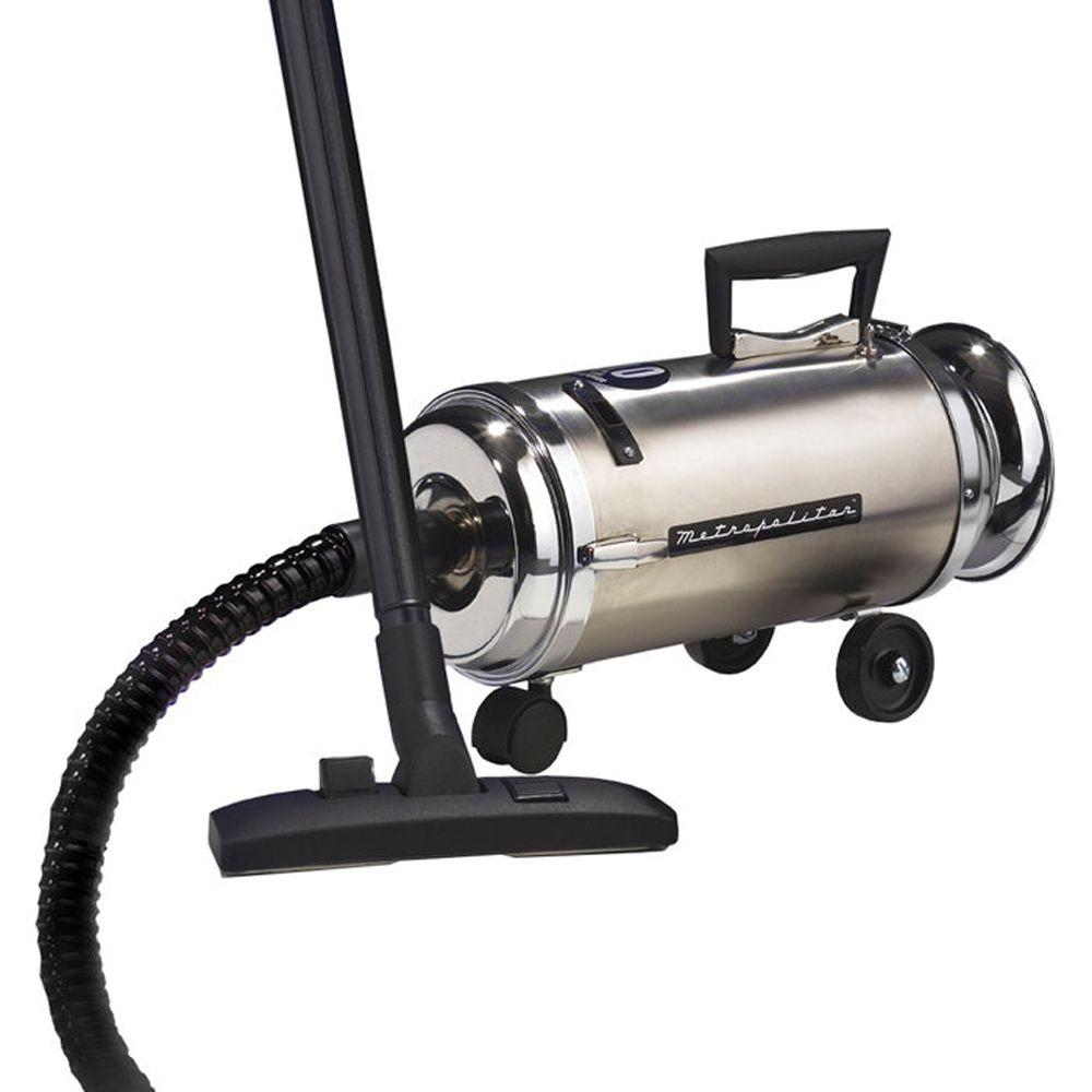 Metropolitan Pro Compact Canister Vacuum Cleaner