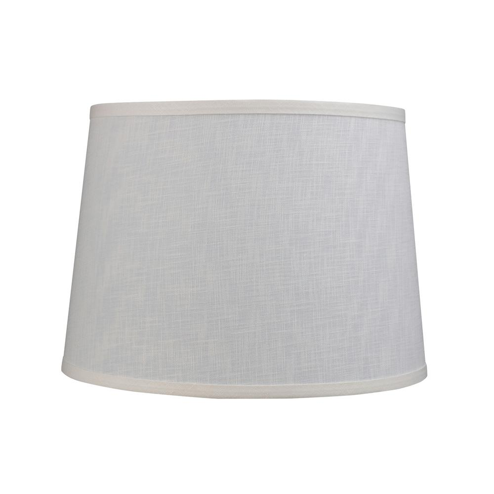 6dc623706e9f Off White Hardback Empire Lamp Shade