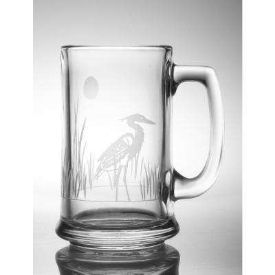 Heron 16 oz. Beer Mug (Set of 4)