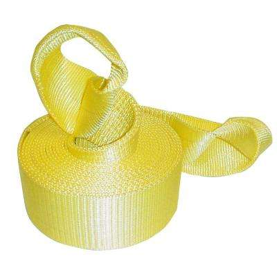 """30' x 4"""" x 40,000 lbs. Vehicle Recovery Strap"""