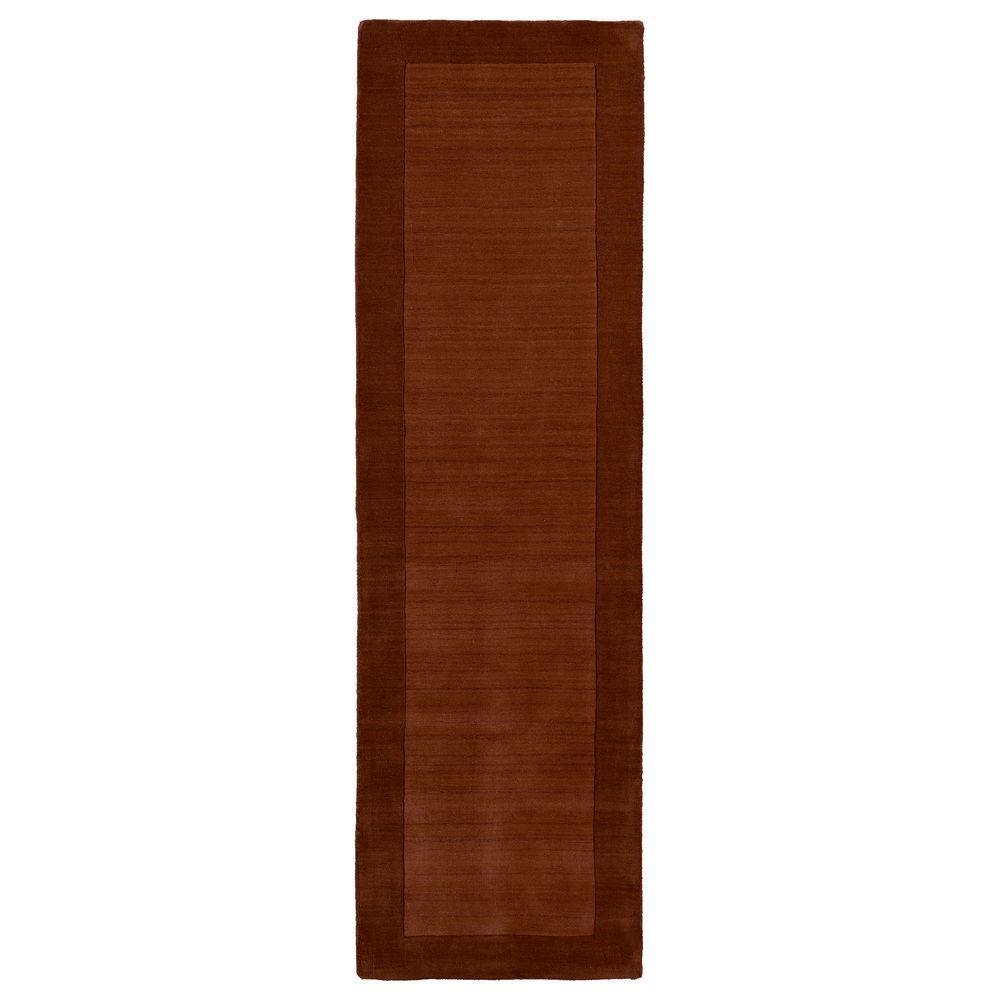 Regency Copper 3 ft. x 9 ft. Runner Rug