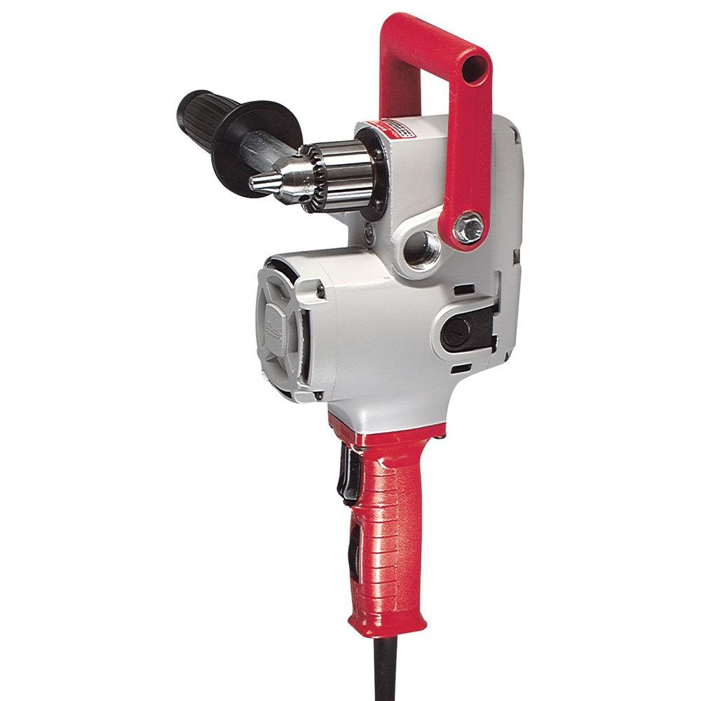 Milwaukee 7.5 Amp 1/2 in. Hole Hawg Drill Kit with Case