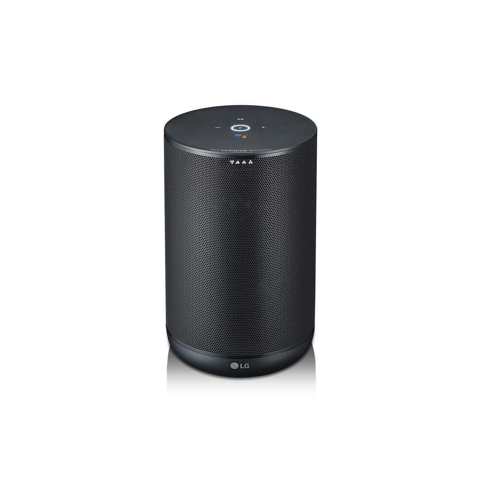 ThinQ Smart Speaker, Black