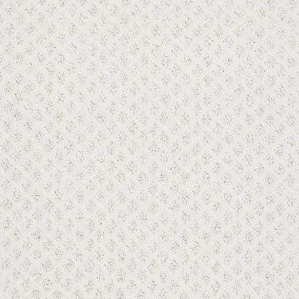 Crown - Color Snowflake Pattern 12 ft. Carpet