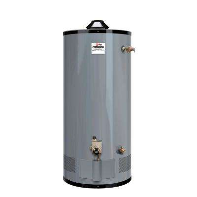 Commercial Medium Duty 75 Gal. 75K BTU Low NOx (LN) Natural Gas Tank Water Heater