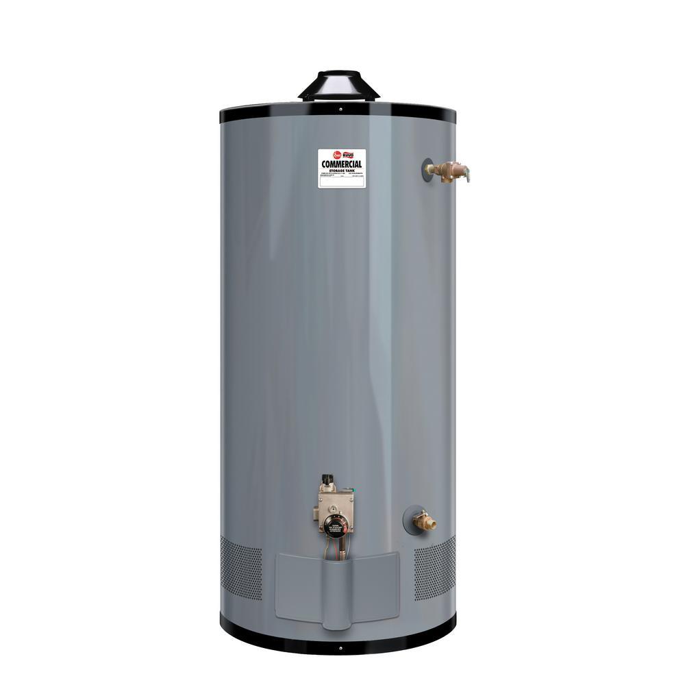 Commercial Medium Duty 75 Gal. 75K BTU Low NOx (LN) Natural Gas Tank Water Heater