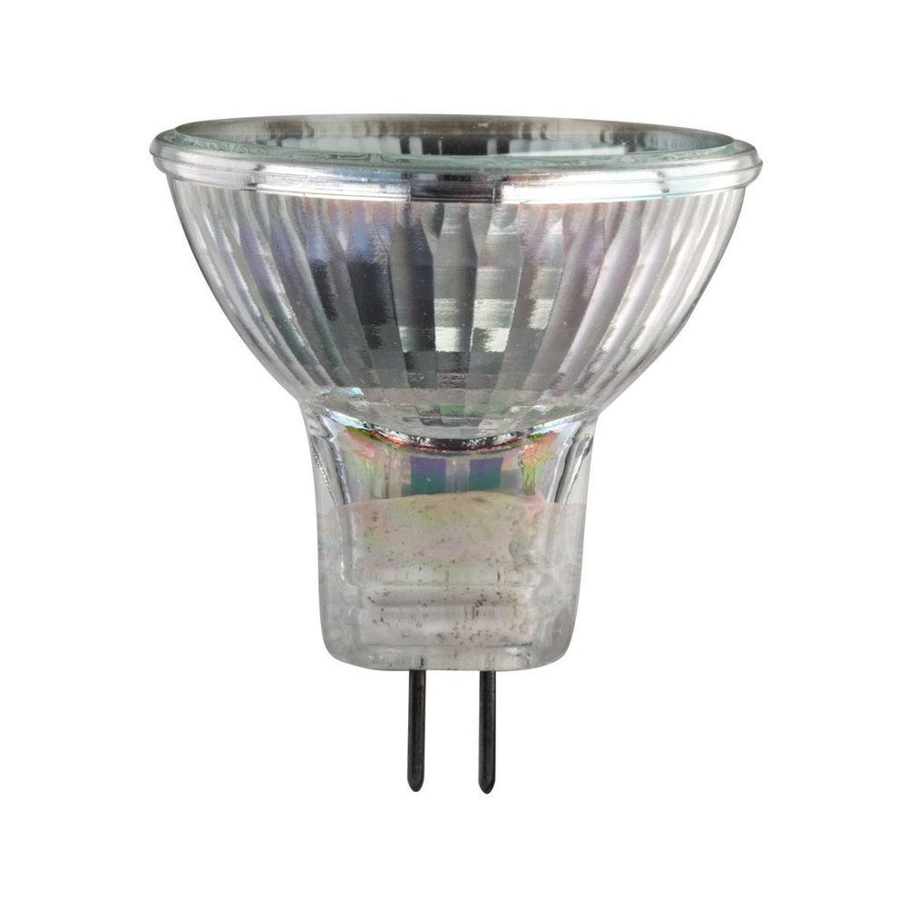Philips 20-Watt Halogen MR11 Light Bulb-419309 - The Home Depot