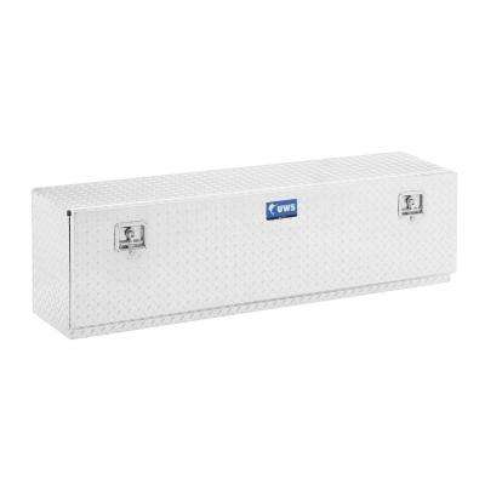 60 in. Aluminum Topsider Tool Box with Single Door