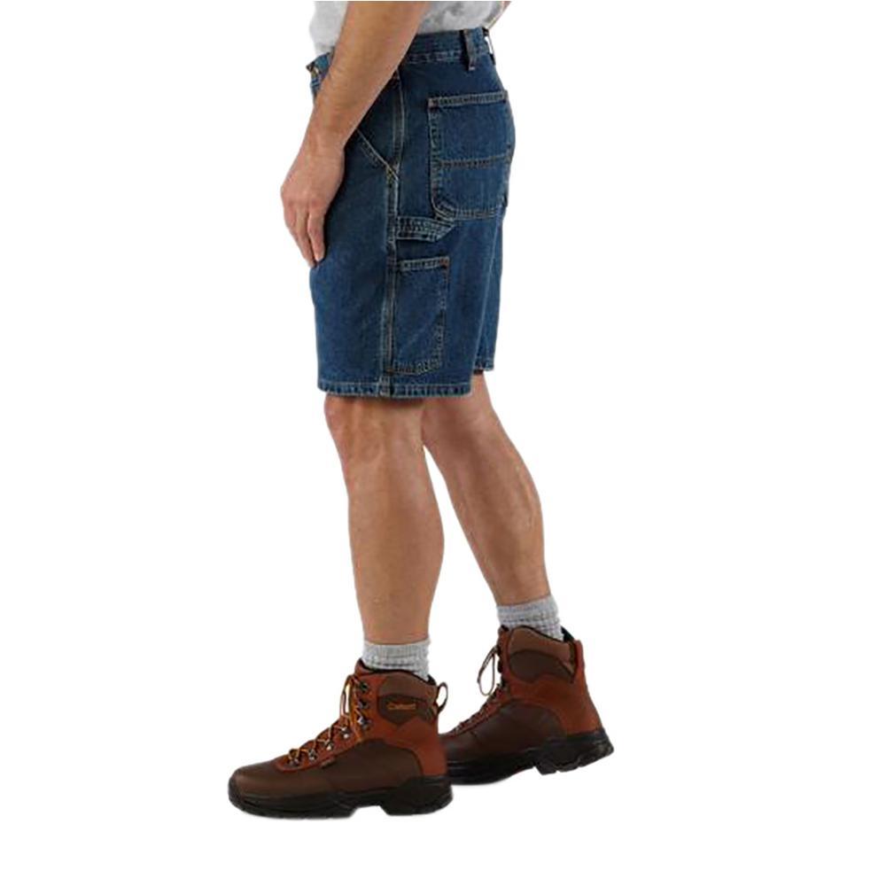 speical offer attractive price to buy Carhartt Men's Regular 30 Deepstone Cotton Shorts-B28-DPS - The ...