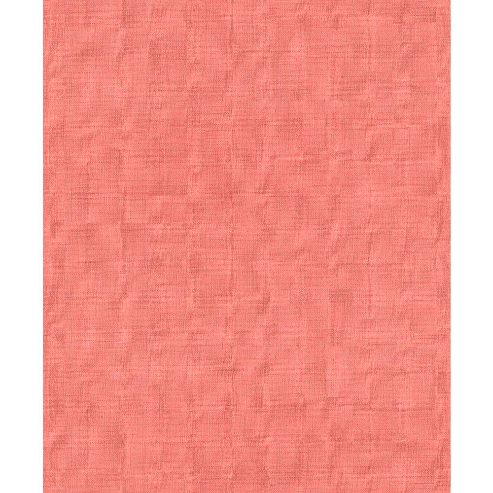 Washington Wallcoverings Scrim Texture in Salmon