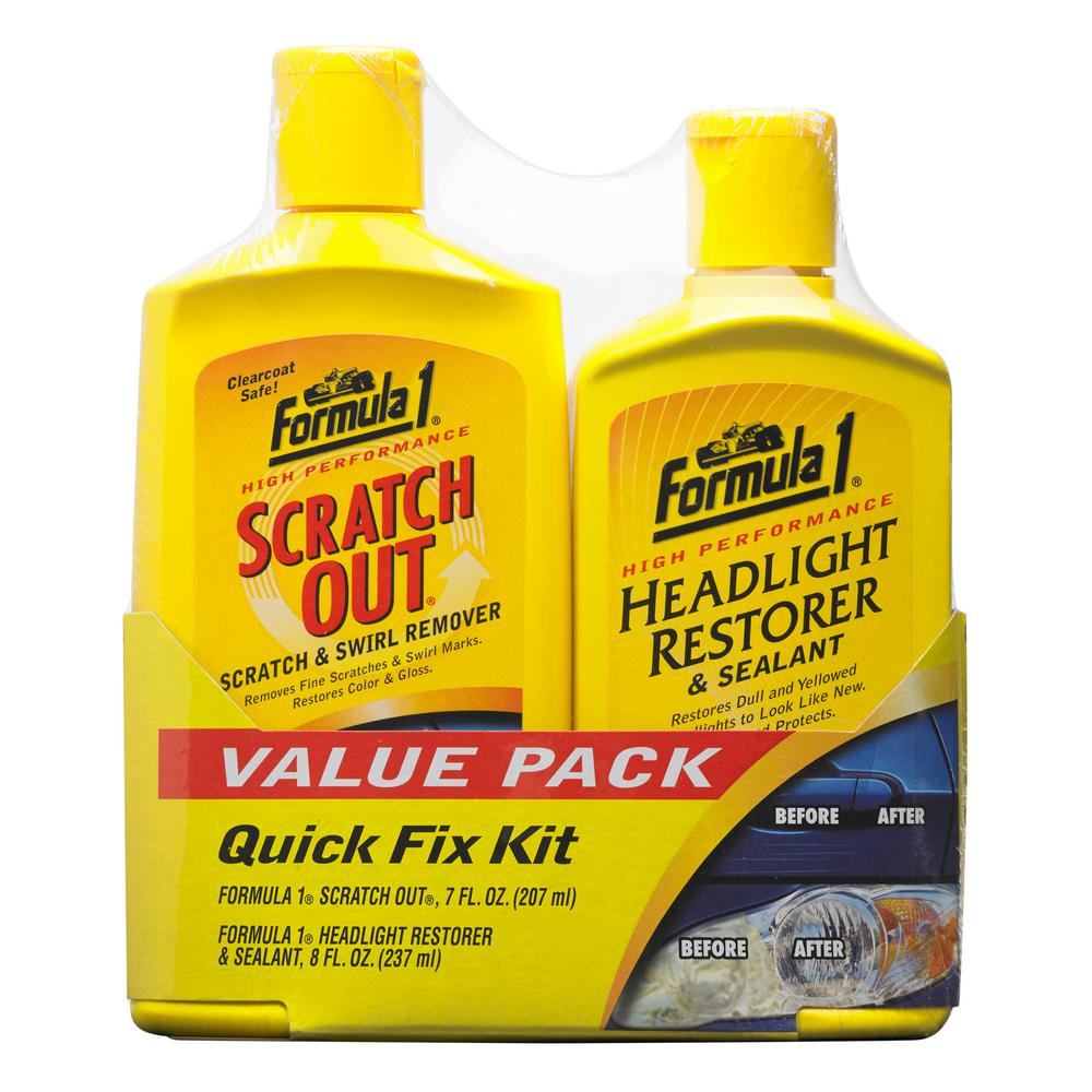 Formula 1 Quick Fix Kit