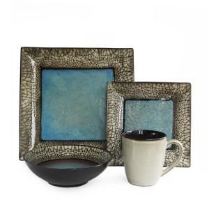 Click here to buy American Atelier 16-Piece Via Roma Dinnerware Set by American Atelier.