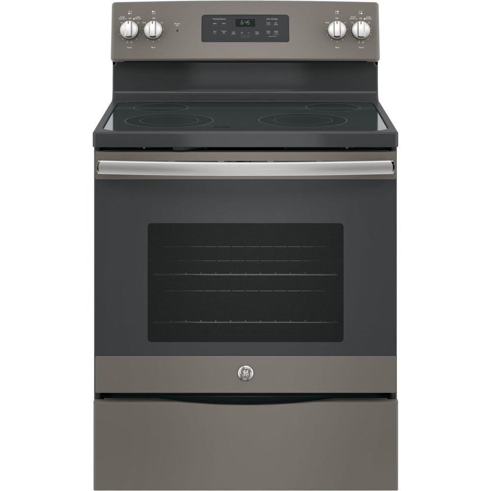 Electric Range With Self Cleaning Oven