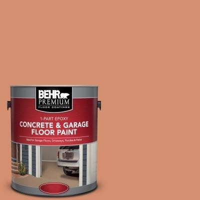 1 gal. #PFC-12 Nuevo Terra 1-Part Epoxy Satin Interior/Exterior Concrete and Garage Floor Paint