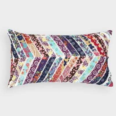 MultiColor Throw Pillows Decorative Pillows Home Accents Adorable Multicolored Decorative Pillows
