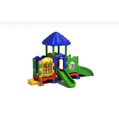 Discovery Center Sapling Commercial Playground with Anchor Bolt