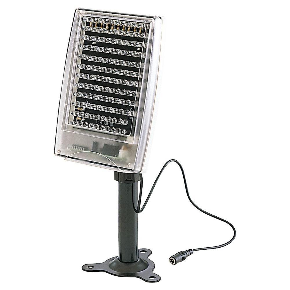 Indoor Infrared Illuminator Panel - Silver