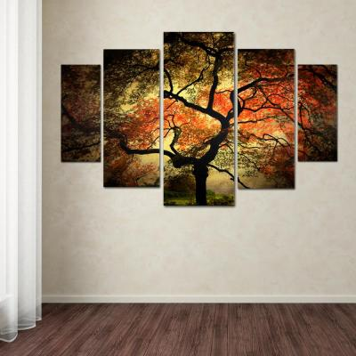 """34 in. x 44 in. """"Japanese"""" by Philippe Sainte-Laudy Printed Canvas Wall Art"""