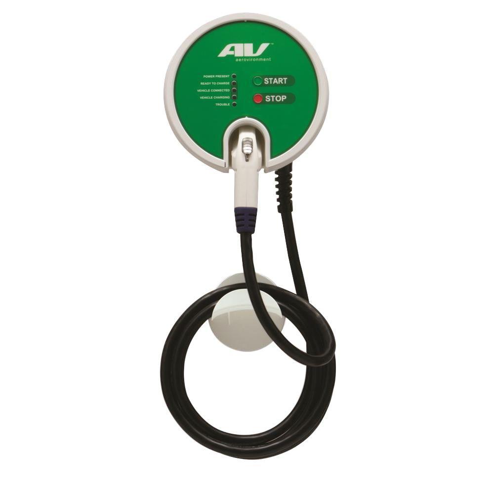 Webasto 32 Amp 240-Volt Level 2 EV Charging Station with ...