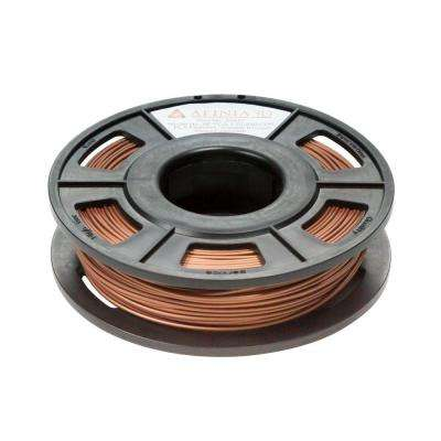 1.75 mm Copper-Infused Specialty PLA Filament