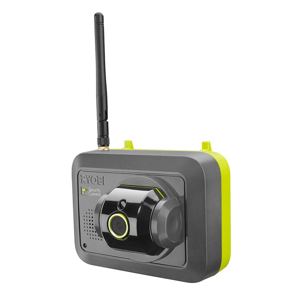 Ryobi garage security camera gdm610 the home depot rubansaba