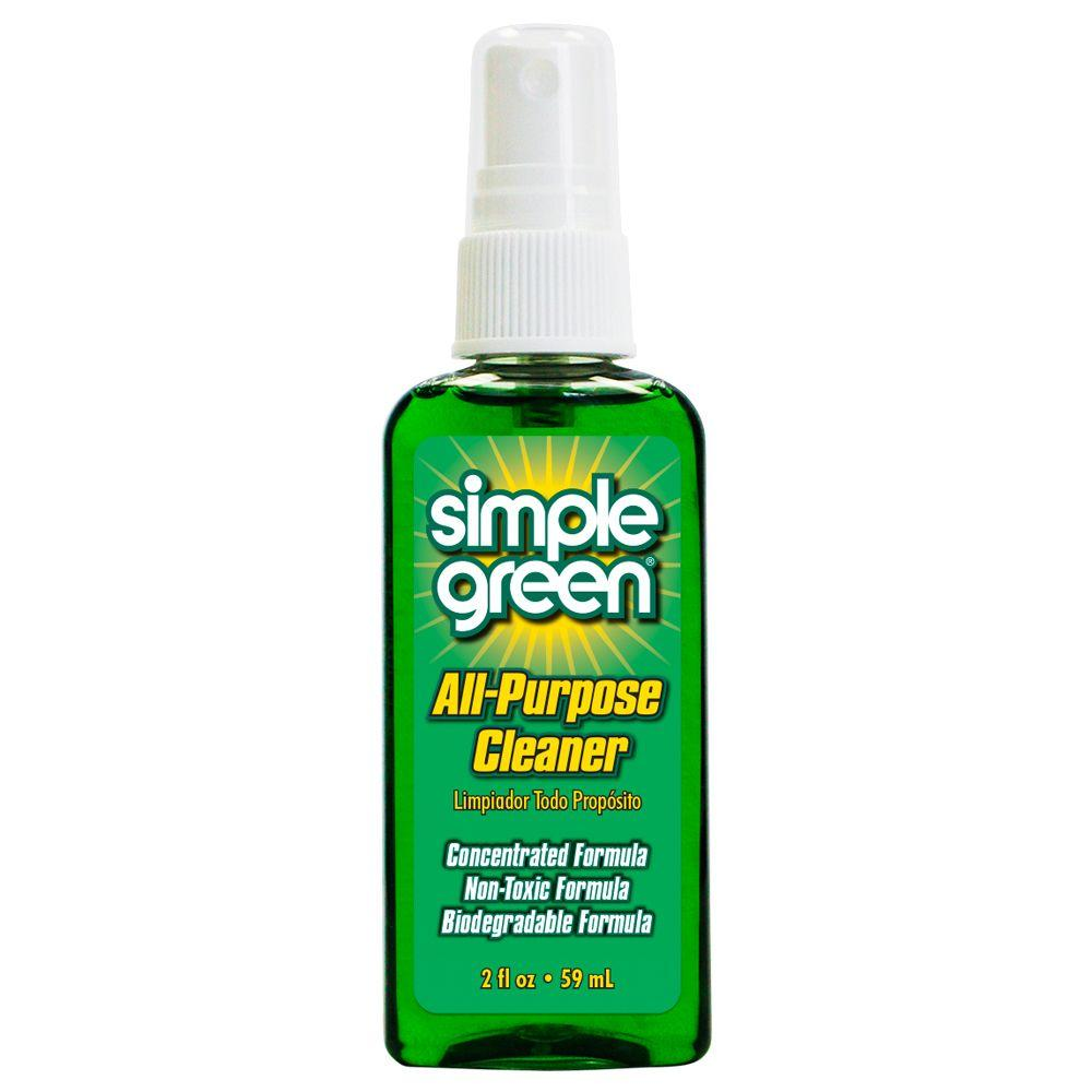 simple green 2 oz concentrated all purpose cleaner with. Black Bedroom Furniture Sets. Home Design Ideas
