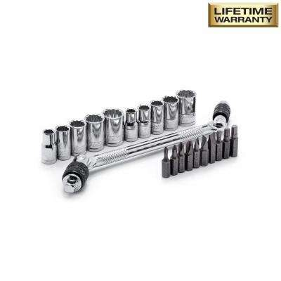 Swivel Speed Z Hex Bit Wrench Set (21-Piece)
