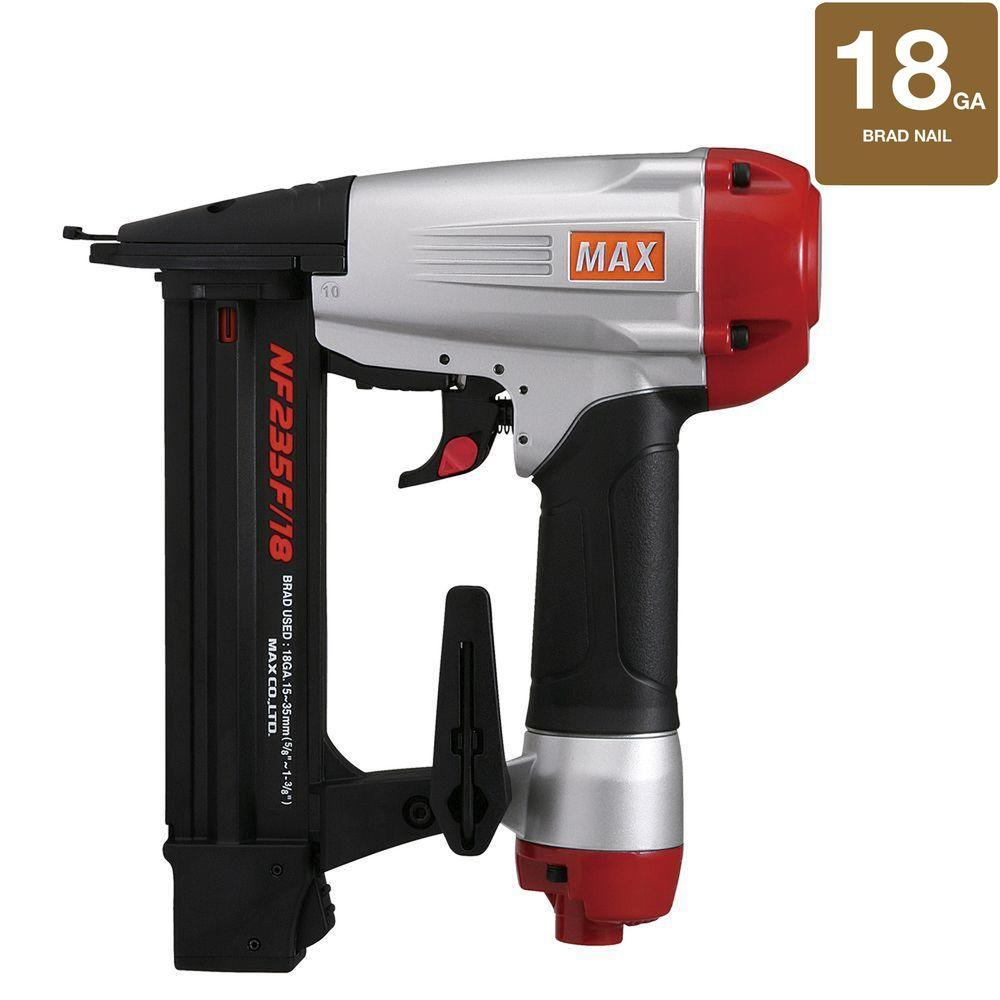MAX 18-Gauge Brad Nailer to 1-3/8 in.