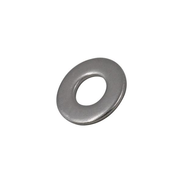 1/4 in. Stainless Steel Flat Washer (25-Pack)
