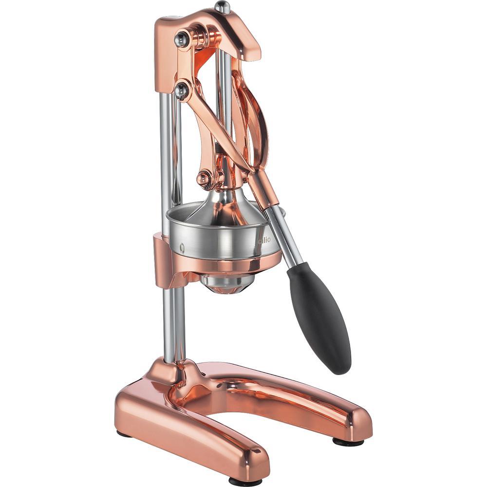 Commercial Copper Citrus Juicer