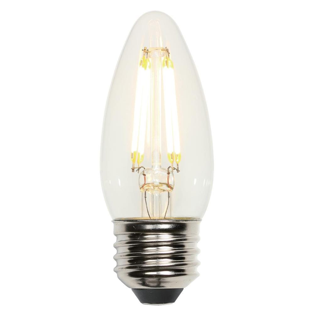 Westinghouse 40w Equivalent Amber St20 Dimmable Filament: Westinghouse 40W Equivalent Soft White B11 Dimmable