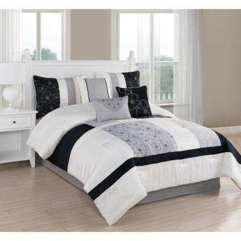 Studio 17 Brighton 7-Piece King Comforter Set