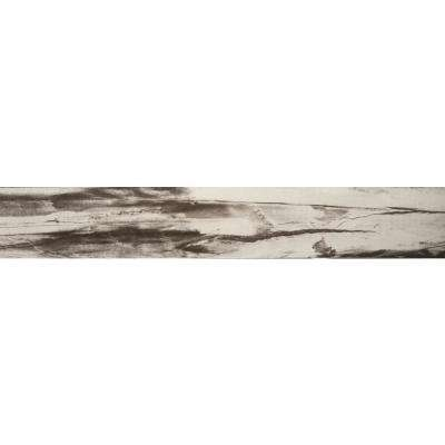 Modena Alder 6 in. x 35 in. Porcelain Floor and Wall Tile (8.28 sq. ft. / case)