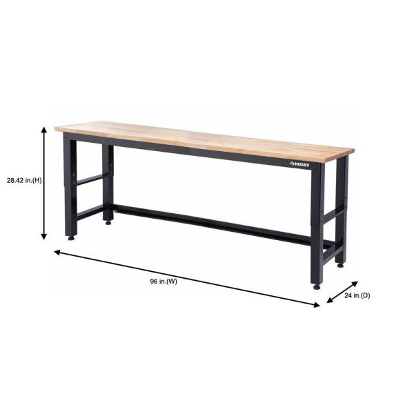 Wood Desk Top Home Depot, Round Table Tops Home Depot