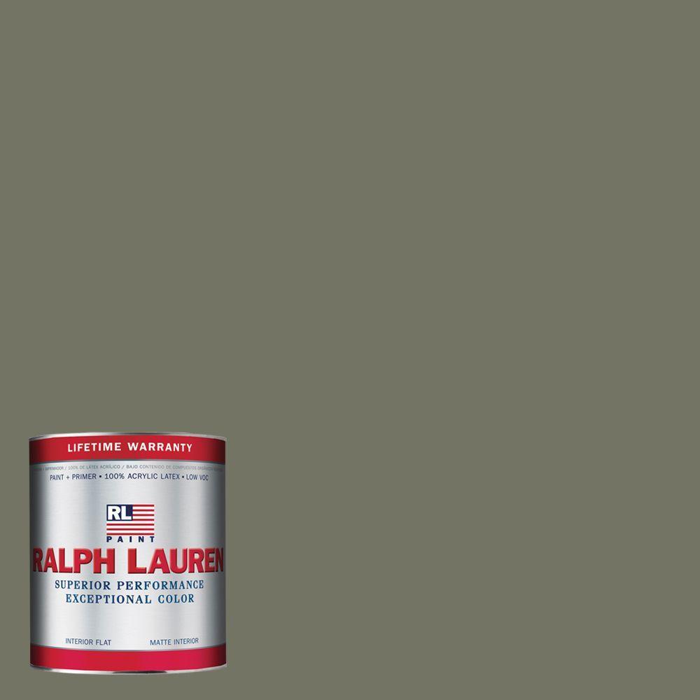 Ralph Lauren 1-qt. Campaign Flat Interior Paint