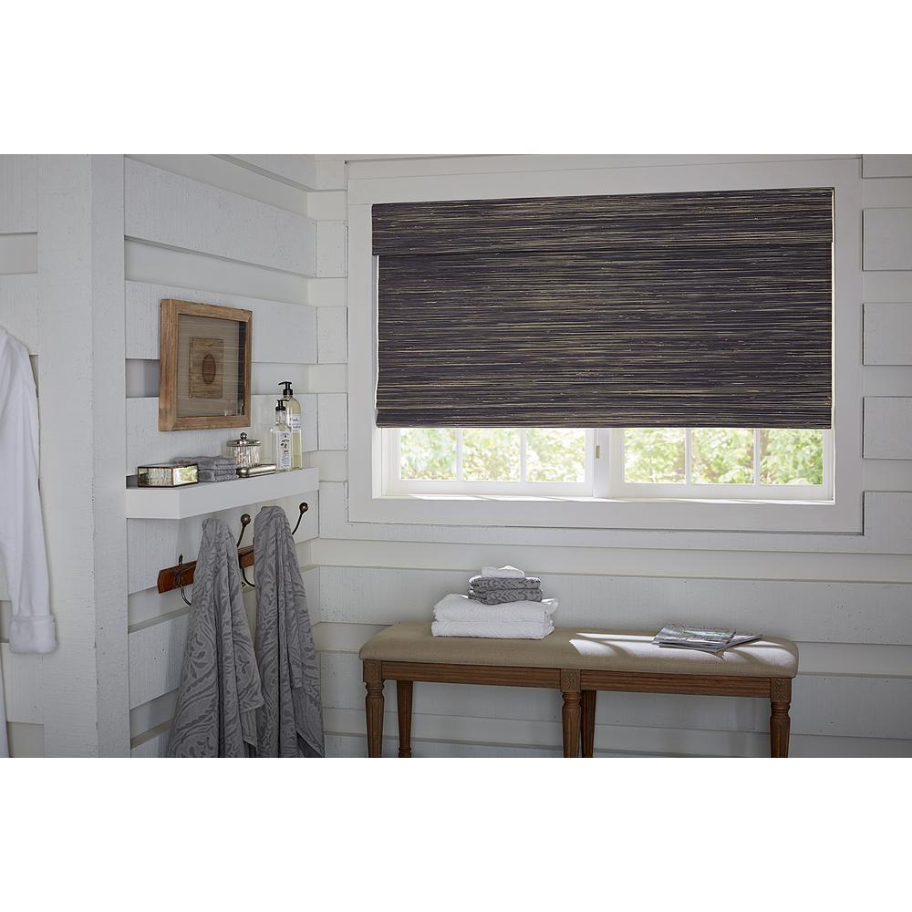 Designer Woven Wood Shade