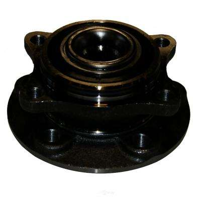Axle Bearing and Hub Assembly - Front