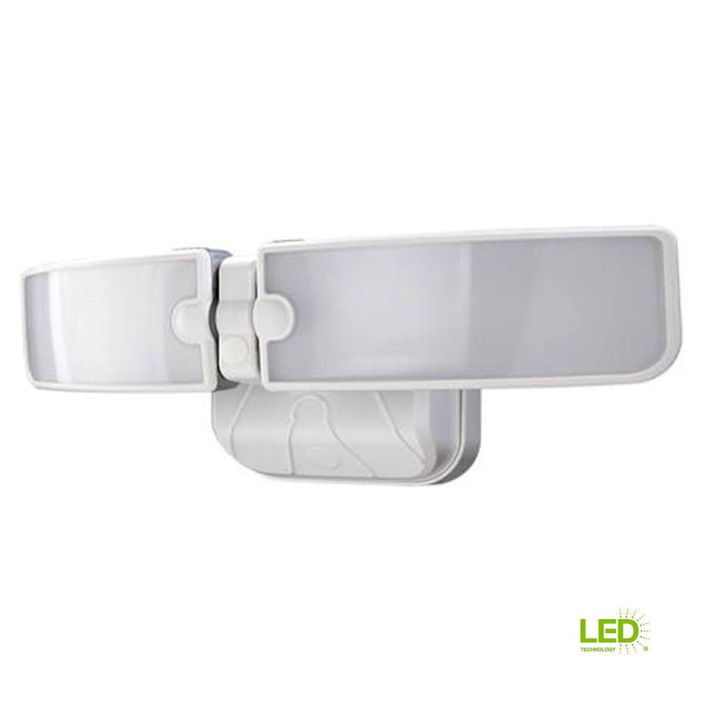 Defiant White Integrated LED Switch Light-DFI-5775-WH - The Home Depot