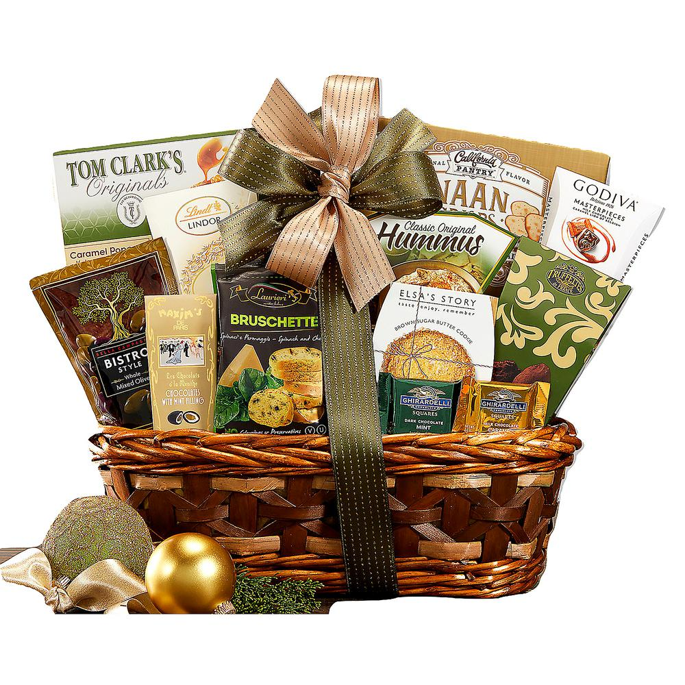 Wine Country Gift Baskets Bon Appetit Gourmet Gift Basket-514 - The Home Depot  sc 1 st  The Home Depot : wine country gift baskets - princetonregatta.org