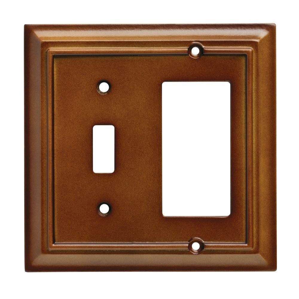 This Review Is From:Architectural Wood Decorative Switch And Rocker Switch  Plate, Saddle